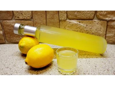 Настойка самогона на лимоне