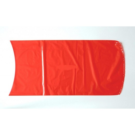 Пакет для созревания и хранения сыра 28х55 см красный