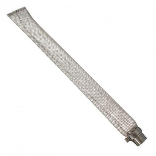 Фильтр базука для домашней пивоварни 18 см
