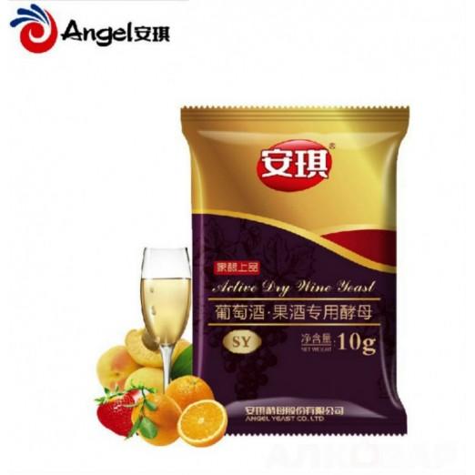 Дрожжи винные Angel SY 10г