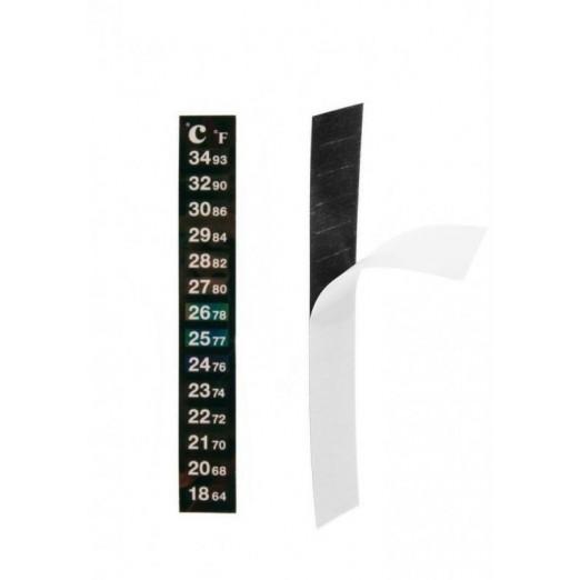 Термометр самоклеющийся ж/к