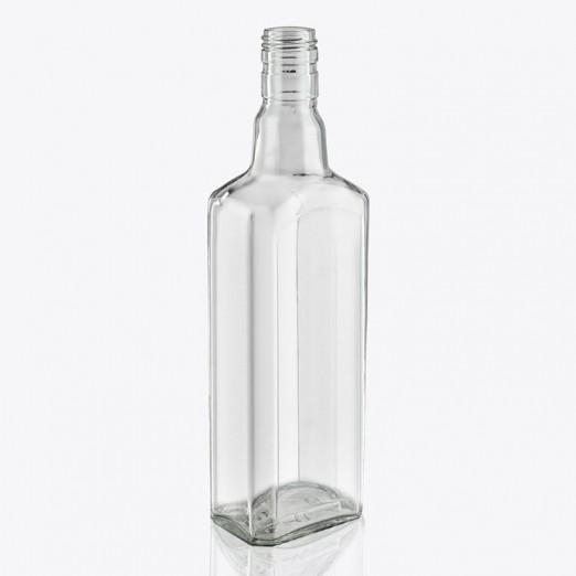 """Бутылка водочная """"Гранит"""" 0,25л под винтовой колпачок"""