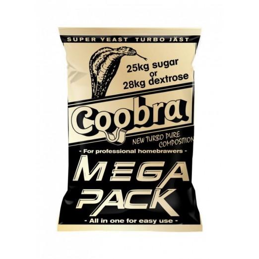 Турбо дрожжи Cobra Mega Pack 360гр на 100л