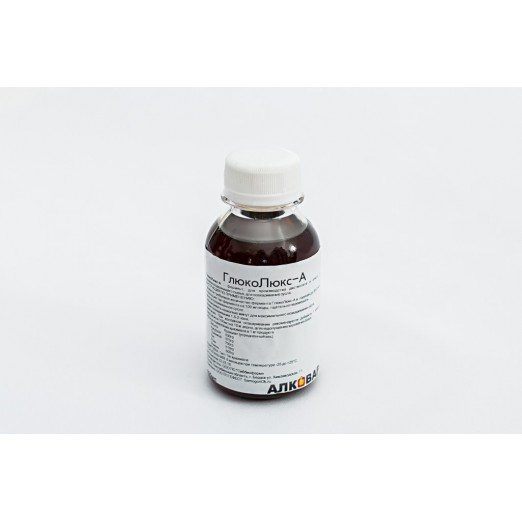 Фермент жидкий ГлюкоЛюкс А 100 мл
