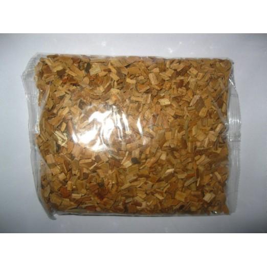 Щепа персиковая для копчения 1дм3 (1л)