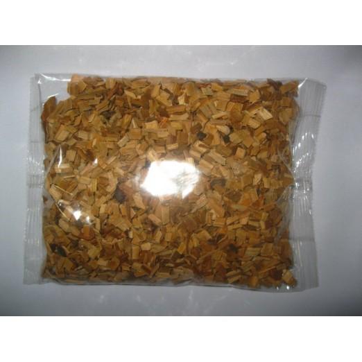Щепа абрикосовая для копчения 1дм3 (1л)