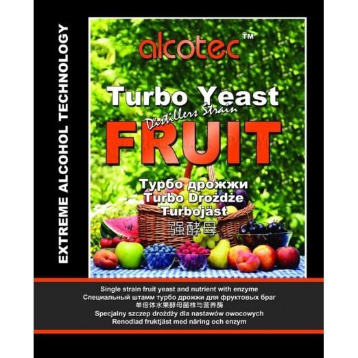 Турбо дрожжи Alcotec Fruit Turbo 60гр
